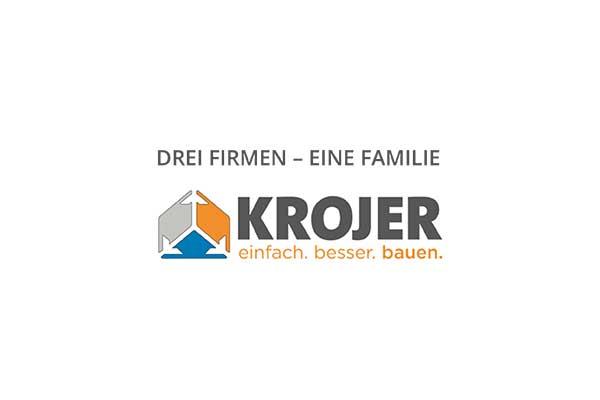 KROJER Bau - Drei Firmen, eine Familie